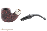 Peterson Standard System Sandblast 312 Tobacco Pipe PLIP Apart