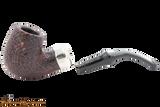 Peterson Standard System Sandblast 307 Tobacco Pipe PLIP Apart