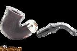 Peterson Standard System Sandblast XL315 Tobacco Pipe PLIP Apart