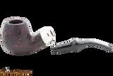 Peterson Standard Rustic B42 Tobacco Pipe Fishtail Apart
