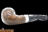 Peterson Sherlock Holmes Dark Smooth Deerstalker Tobacco Pipe PLIP Bottom
