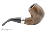 Peterson Sherlock Holmes Dark Smooth Professor Tobacco Pipe PLIP Right Side
