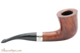 Peterson Sherlock Holmes Smooth Mycroft Tobacco Pipe PLIP Right Side