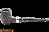 Peterson Specialty Barrel Rustic Nickel Mounted Tobacco Pipe PLIP