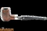 Peterson Specialty Barrel Smooth Nickel Mounted Tobacco Pipe PLIP Apart
