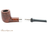 Peterson Walnut Spigot 107 Tobacco Pipe Fishtail Apart