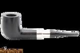 Peterson Ebony Spigot 106 Tobacco Pipe Fishtail