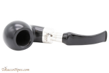 Peterson Ebony Spigot 03 Tobacco Pipe Fishtail Top