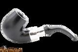 Peterson Ebony Spigot X220 Tobacco Pipe Fishtail