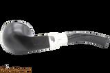 Peterson Ebony Spigot 80S Tobacco Pipe Fishtail Bottom
