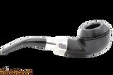 Peterson Ebony Spigot 80S Tobacco Pipe Fishtail Right Side