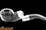 Peterson Ebony Spigot 80S Tobacco Pipe Fishtail Apart