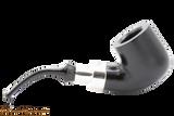 Peterson Ebony Spigot 01 Tobacco Pipe Fishtail Right Side