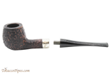 Peterson Donegal Rocky 86 Tobacco Pipe Fishtail Apart