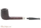 Peterson Donegal Rocky 264 Tobacco Pipe Fishtail Apart