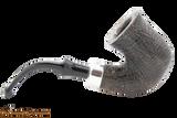 Peterson Premier System Sandblast XL315 Tobacco Pipe PLIP Right Side
