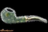 Savinelli Alligator 673 KS Green Tobacco Pipe