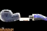 Savinelli Alligator 320 KS Blue Tobacco Pipe Apart