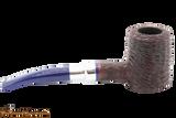 Savinelli Eleganza 310 KS Rustic Dark Brown Tobacco Pipe Right Side