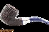 Savinelli Eleganza 622 KS Rustic Dark Brown Tobacco Pipe