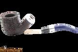Savinelli Eleganza 622 KS Rustic Dark Brown Tobacco Pipe Apart