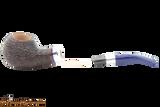 Savinelli Eleganza 320 KS Rustic Dark Brown Tobacco Pipe Apart