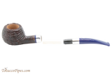 Savinelli Eleganza 315 KS Rustic Dark Brown Tobacco Pipe Apart