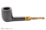 Savinelli Tigre 114 KS Smooth Dark Brown Tobacco Pipe