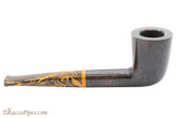 Savinelli Tigre 409 Smooth Dark Brown Tobacco Pipe Right Side