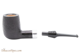 Rattray's Coloss 147 Sandblast Tobacco Pipe Apart
