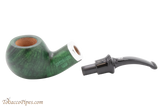 Rattray's Limited 20 Smooth Green Tobacco Pipe Apart
