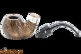 Peterson Sherlock Holmes Dark Smooth Lestrade Tobacco Pipe PLIP Apart