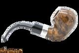 Peterson Sherlock Holmes Dark Smooth Lestrade Tobacco Pipe PLIP Right Side