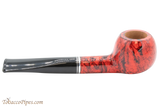 Chacom Atlas Red 862 Tobacco Pipe Right Side
