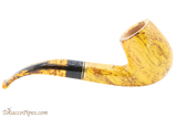 Chacom Atlas Yellow 42 Tobacco Pipe Right Side