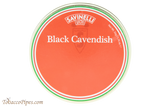Savinelli Black Cavendish Pipe Tobacco Front