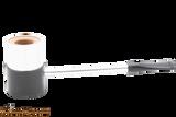 Nording Compass Silver Tobacco Pipe