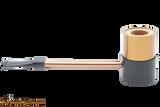Nording Compass Copper Tobacco Pipe Right Side