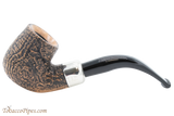 Peterson Arklow Sandblast 338 Tobacco Pipe Fishtail