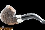 Peterson Arklow Sandblast 338 Tobacco Pipe Fishtail