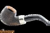 Peterson Arklow Sandblast 221 Tobacco Pipe Fishtail
