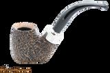 Peterson Arklow Sandblast 304 Tobacco Pipe Fishtail