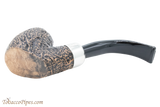 Peterson Arklow Sandblast 304 Tobacco Pipe Fishtail Bottom