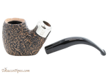 Peterson Arklow Sandblast 304 Tobacco Pipe Fishtail Apart