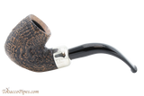 Peterson Arklow Sandblast X220 Tobacco Pipe Fishtail