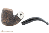 Peterson Arklow Sandblast X220 Tobacco Pipe Fishtail Apart