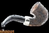 Peterson Arklow Sandblast 05 Tobacco Pipe Fishtail Right Side