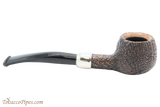 Peterson Arklow Sandblast 406 Tobacco Pipe Fishtail Right Side