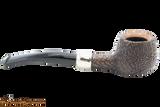 Peterson Arklow Sandblast 406 Tobacco Pipe Fishtail Right Side