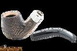 Peterson Arklow Sandblast 69 Tobacco Pipe Fishtail Apart